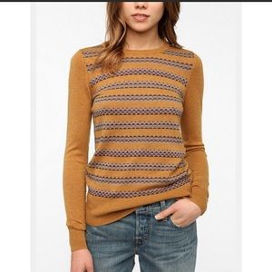 Coincidence & Chance thin sweater
